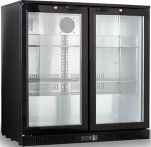 GLASS TOP ISLAND FREEZERS