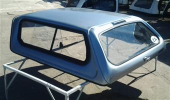 PRE OWNED BEEKMAN CORSA UTILITY (BLUE) SLIM-LINER CANOPY FOR SALE!!!!!!!!!!