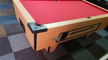 Phenomenal Coin Operated Pool Table In All Ads In South Africa Junk Mail Interior Design Ideas Inamawefileorg