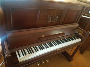 Carl Rosa Upright Piano 1910s