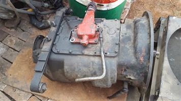 Fuller gearbox