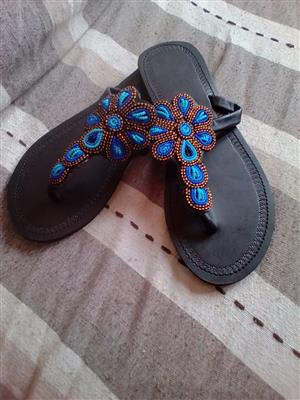Masai handmade  leather sandals