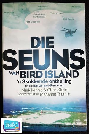 Mark Minnie & Chris Steyn Die Seuns Van Bird Island