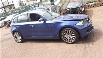 BMW 116I SPARE PARTS FOR SALE E87