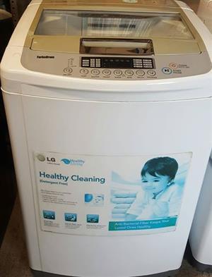 LG 13kg washing machine