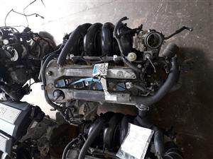 TOYOTA 1AZ FSE COMPLETE ENGINES FOR SALE