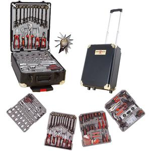 Swiss Kraft 386-Piece 2018 Edition Tool Set with Trolley SK386BLG