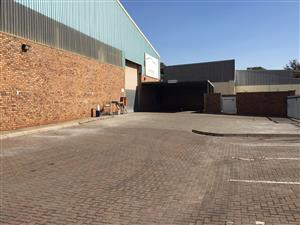 WAREHOUSE / FACTORY / OFFICE For Sale in Gateway Park , Centurion