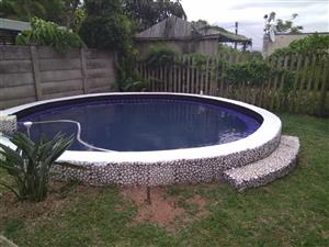 3 bedroom house on shared property - Athlone park amanzimtoti R7500 excl
