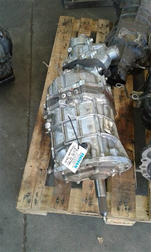 TOYOTA D4D MANUAL GEARBOXES FOR SALE