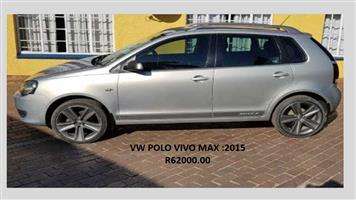 2016 VW Polo 1.4 Comfortline