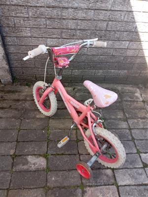 "Girls BMX Cyclone 12"" bicycle for sale"