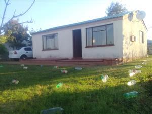 5 room house in Temba Rockville