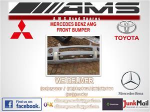 MERCEDES BENZ AMG FRONT BUMPER