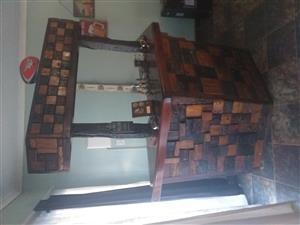 Sleeper wood Bar for sale
