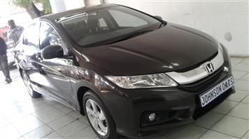2014 Honda Ballade 1.5 Comfort auto
