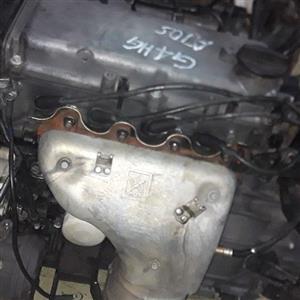 Hyundai atos 1.1 G4HG engine for sale