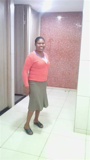 Maid,nanny,cleaner from Lesotho with good refs needs stay in work urgently