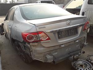 Toyota Corolla 1.6P Sprinter - 2011 - Stripping for spares