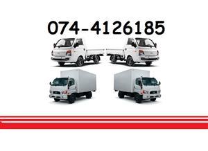 Mini movers furniture removals 0744126185