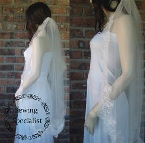 Wedding veils / Bridal accessories for sale / for hire