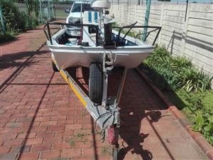 Arriwhead boat