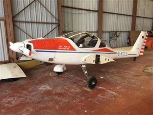 Grob 109 Aircraft