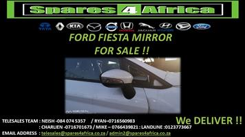 FORD FIESTA MIRROR FOR SALE