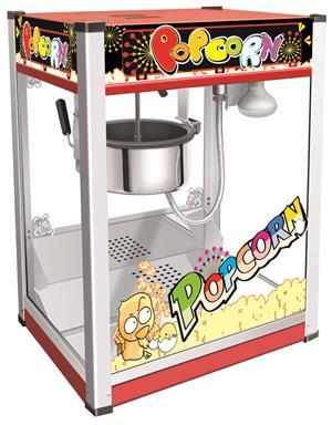 Popcorn Machine (all excl VAT)