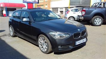 2013 BMW 1 Series 120d 5 door auto