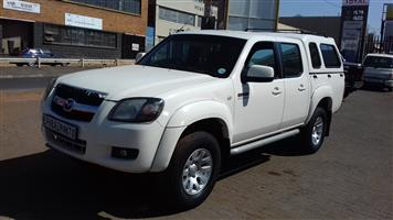 2008 Mazda BT-50 2500D double cab SLE