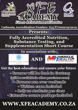 Nutrition & Supplementation in depth Course