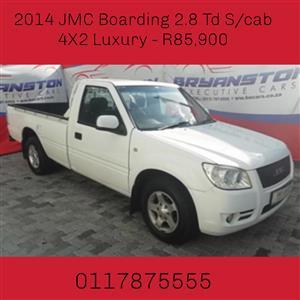 2014 JMC Boarding 2.8TD