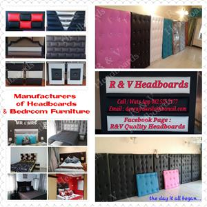 Quality Affordable Padded Headboards