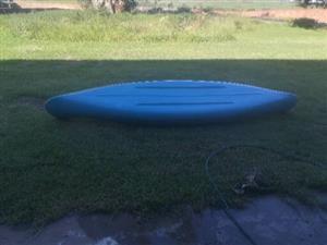 3 Seater Canoe