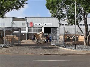1000m Warehouse for rent in Pretoria West