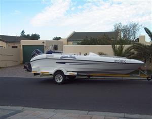 Boat for sale Escape 19ft