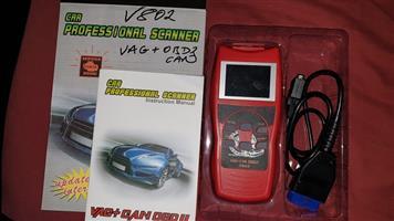 Car diagnostic OBD2 VW Audi scan tool