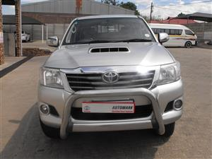 2012 Toyota Hilux 3.0D 4D double cab 4x4 Raider Heritage Editi