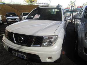 2006 Nissan Navara 2.5dCi