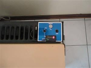 Top loading Fridge 240V  Fully functional with temperature setting