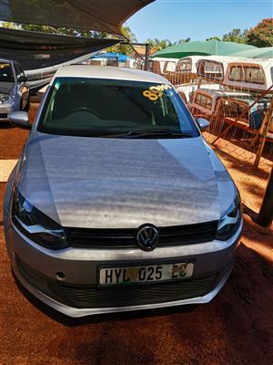 2011 VW Polo 1.9TDI 74kW Highline