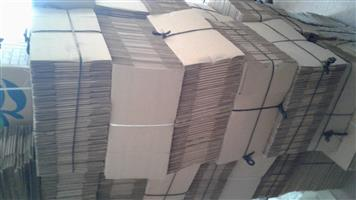 Small Cardboard Boxes (Price negotiable)