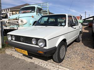 1987 VW Fox