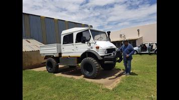 Mercedes Benz Unimog For Sale in South Africa | Junk Mail