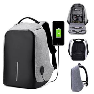 Anti Theft Notebook Backpack