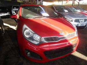 2015 Kia Rio hatch 1.4 LX