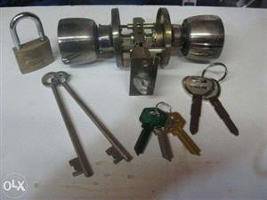 24 Hour Locksmith (JHB & surrounding)