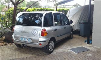 2004 Fiat Multipla 1.9 Multijet Dynamic