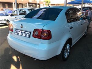 2011 VW Polo Vivo sedan 1.4 Trendline